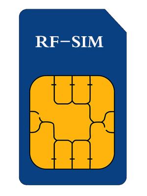 RF-SIM卡消费机